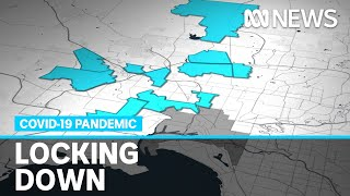 Thousands go into lockdown as Victoria sees record community coronavirus transmission
