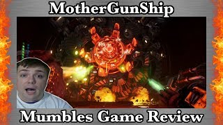 MotherGunShip Review - Mumbles Game Review (with Gameplay footage)