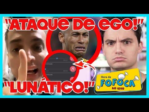 💥Leo Dias Vaza Novo áudio De Anitta Pistola P/ Desmentí-la + Felipe Neto Cobra Neymar E é Ignorado