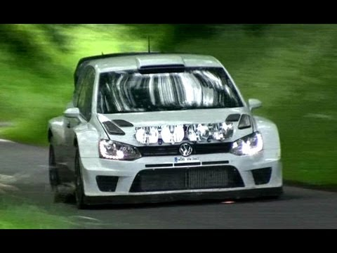 s bastien ogier test germany 2013 volkswagen polo r wrc. Black Bedroom Furniture Sets. Home Design Ideas