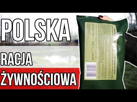 POLSKA RACJA ŻYWNOŚCIOWA SR-3   Test,recenzja,unboxing #38