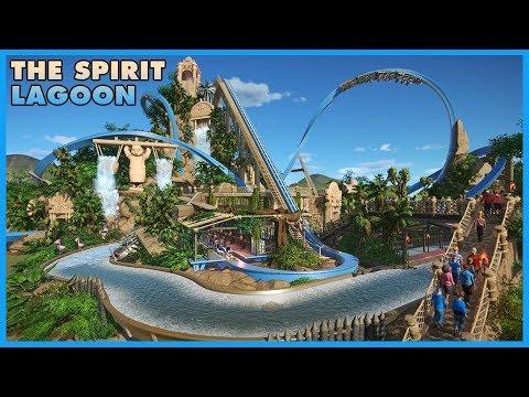 The Spirit Lagoon! Coaster Spotlight 373 #PlanetCoaster