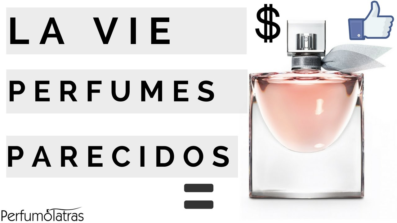 6b6c3bb289 Perfumes parecidos com o La Vie est Belle - YouTube