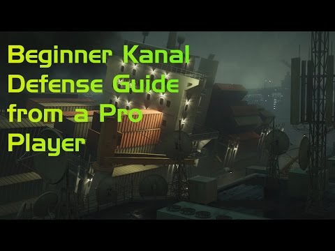 Kanal Defense Guide from a Pro Player! All 3 Sites Covered!