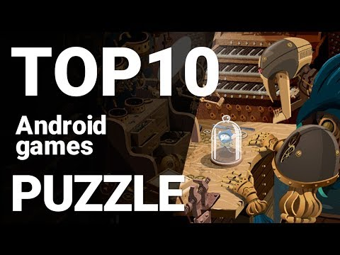 Top 10 Puzzle Games For Android 2019