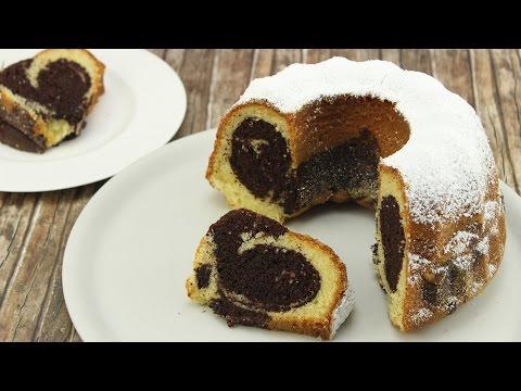 Marmorkuchen- locker & saftig