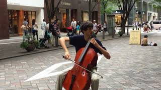 Michael Jackson - They Don't Care About Us (Live Cello Cover by Pere Jovanov)