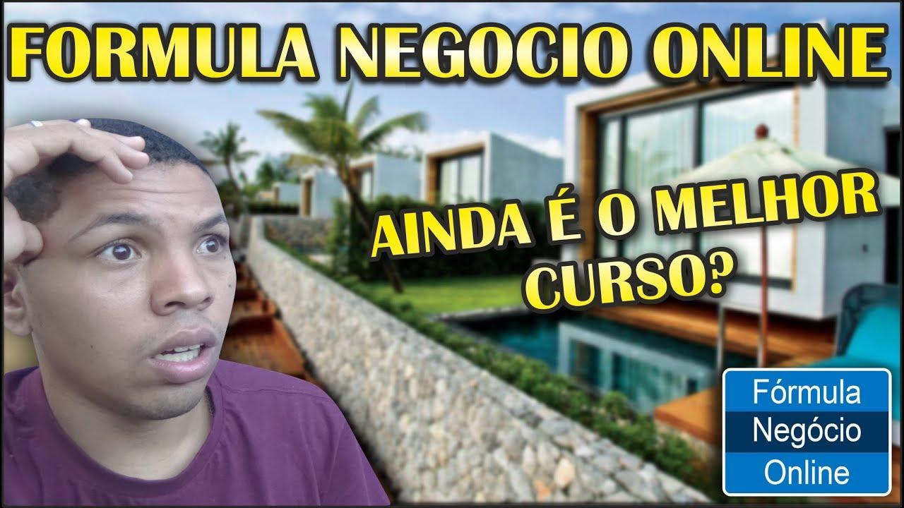 FORMULA NEGOCIO ONLINE AINDA É O MELHOR CURSO PARA AFILIADOS