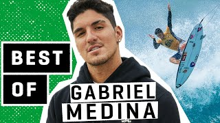 The Best Of Gabriel Medina… ARE YOU NOT ENTERTAINED!! - WSL Highlights