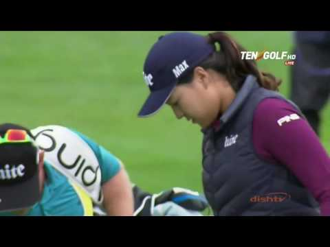 Evian Championship 2016 LPGA Final Round In Gee Chun wins the Title with major record roun