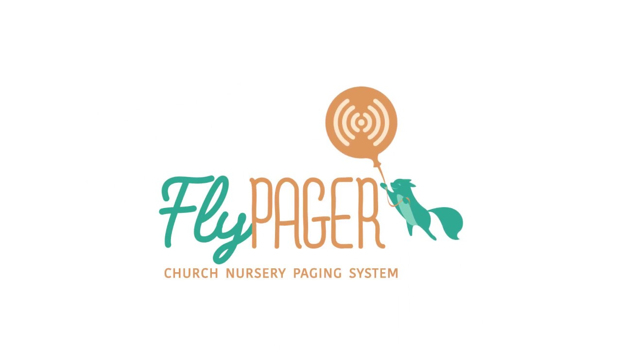 Flypager Church Nursery Pager System