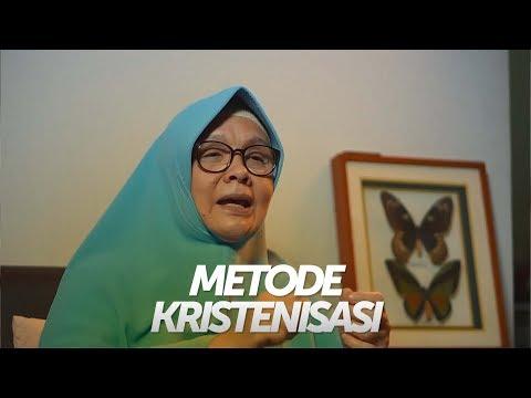 Waspada! Inilah Metode Kristenisasi di Indonesia