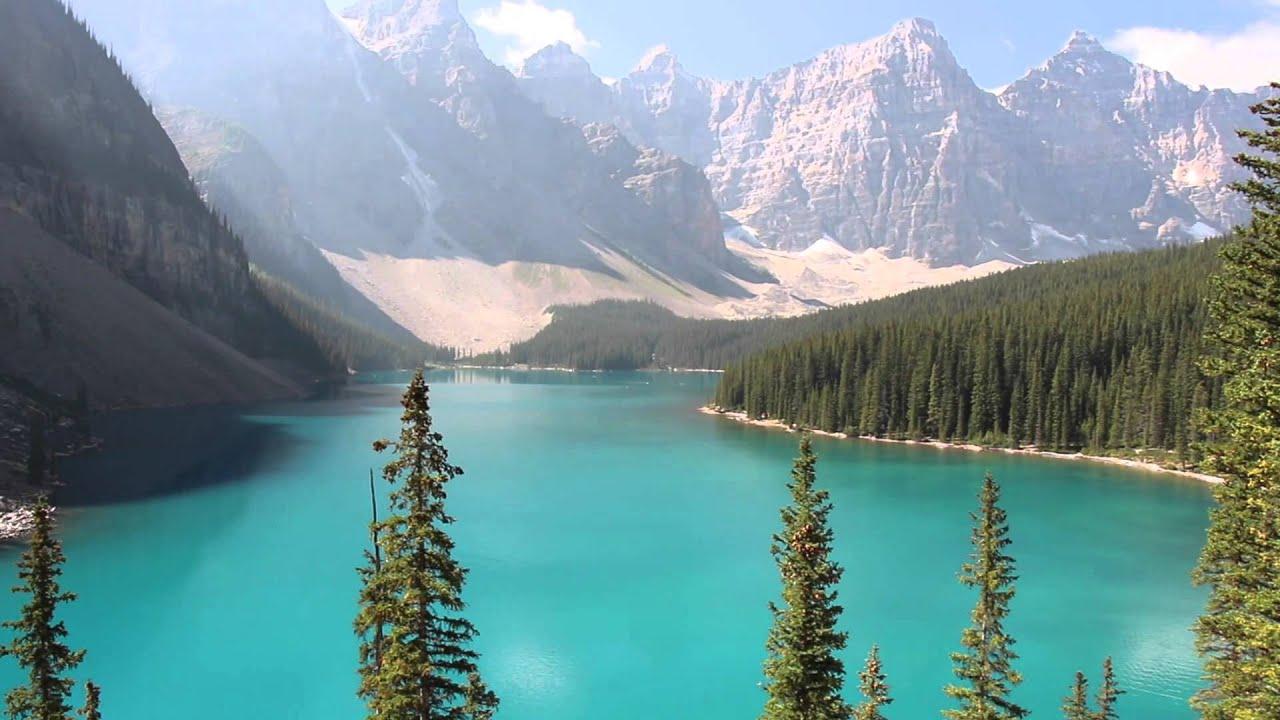 Image result for Moraine Lake, Alberta, Canada