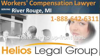 River Rouge Workers' Compensation Lawyer & Attorney - Michigan