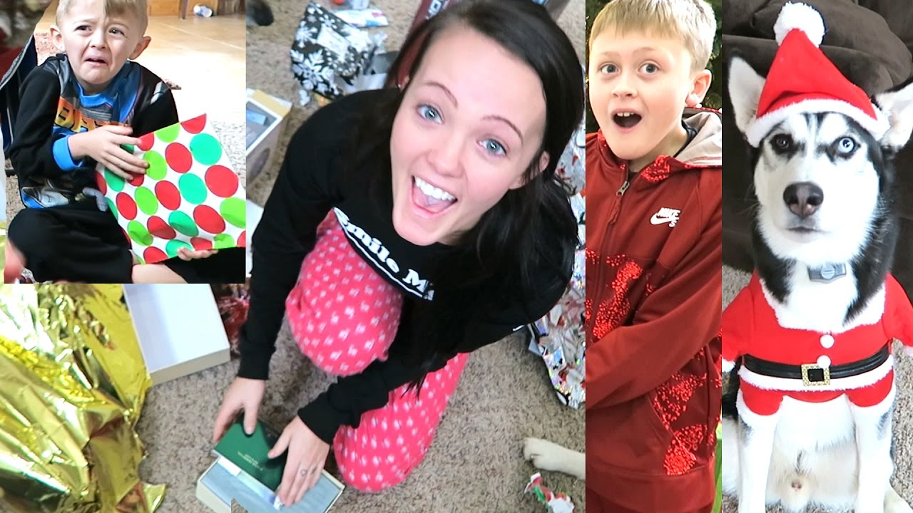 OUR CRAZIEST CHRISTMAS EVER!! - YouTube