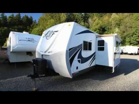 Used 2016 Northwood Arctic Fox 24j Travel Trailer For Sale