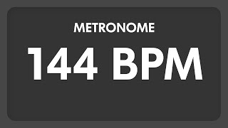 144 BPM - Metronome