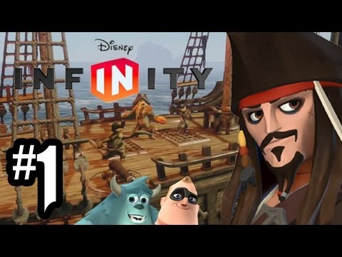 Disney - Infinity - Cars Playset-PJuxufaqEqE - video ...