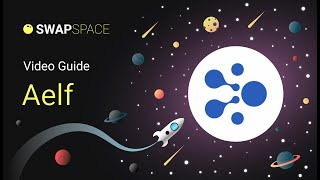 How to Exchange Aelf to Ether | SwapSpace Instant Exchange Tutorial
