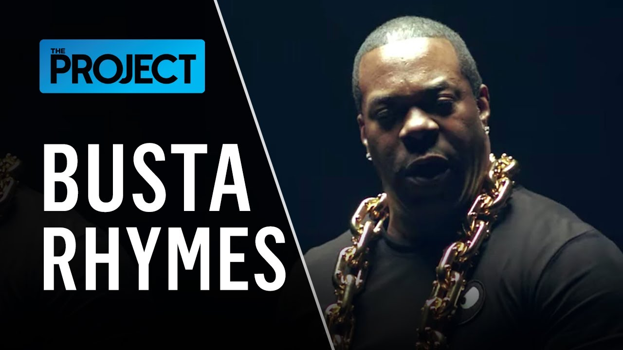 Busta Rhymes Tells Tommy Little How To Make Peppermint Tea Go Gangsta | The Project