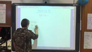 Multiplying Up Division Strategy