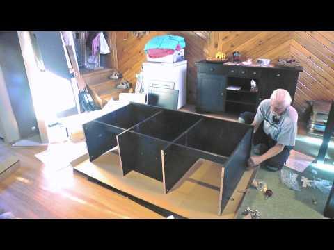 assembling-an-ikea-stornas-sideboard/buffet