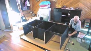 Assembling An Ikea Stornas Sideboard/buffet