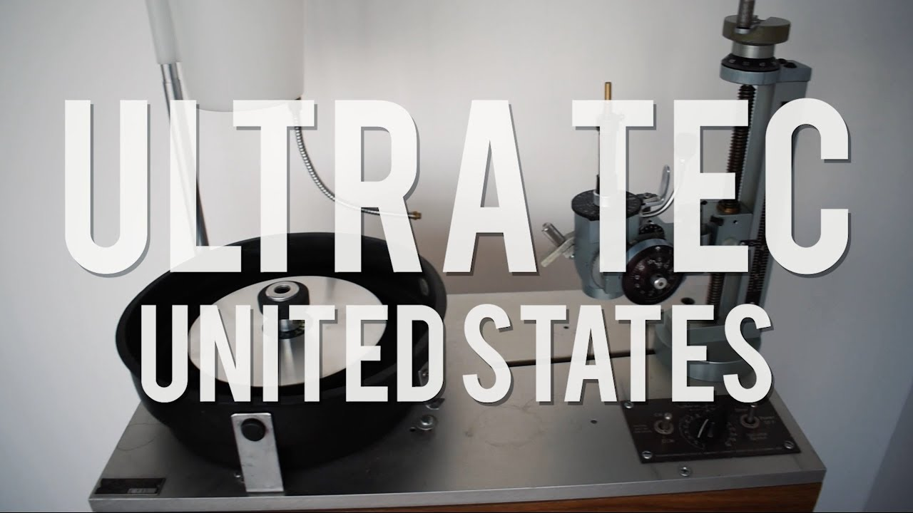 World of Faceting Machines Ep 6 : Ultratec V2