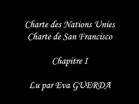 "Charte Nations unies I ""Buts et Principes des Nations Unies"""
