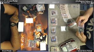 ARG Raleigh Grand Finals - Jerome Porter (Qliphorts) vs. Patrick Hoban (Burning Abyss) - 2 / 2