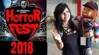 Horror Fest 2018 En Monterrey! | Vlog | Yüki Stern