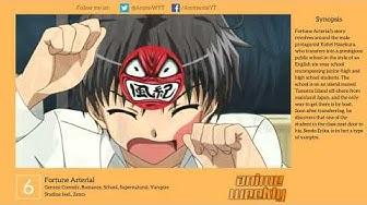TOP 10 Best Vampire Anime