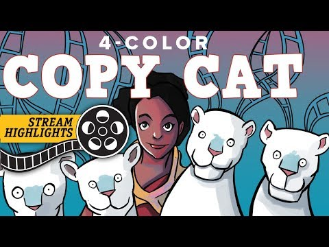 Feline Ferocity (Four-Color Copy Cat, Modern) – Stream Highlights