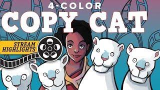 Feline Ferocity (Four-Color Copy Cat, Modern) – Stream Highlights