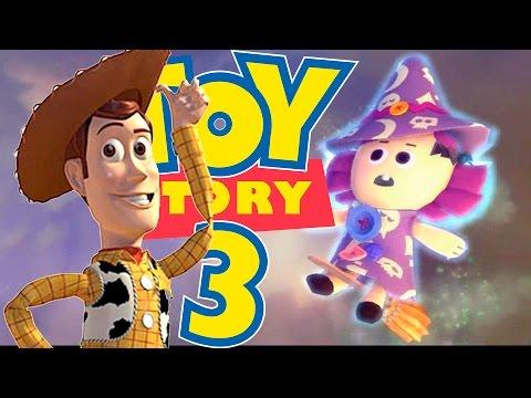 TOY STORY 3 EN ESPAÑOL WOODY Y LA BRUJA DE LA CASA DE BONNIE   MY MOVIE GAMES JUEGOS DE PELICULA