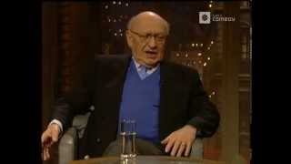 Harald Juhnke & Marcel Reich-Ranicki in der Harald Schmidt Show (1996)