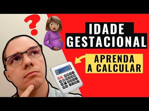 COMO CALCULAR A IDADE GESTACIONAL (EM SEMANAS): aprenda o cálculo e a importância da DUM! from YouTube · Duration:  9 minutes 59 seconds