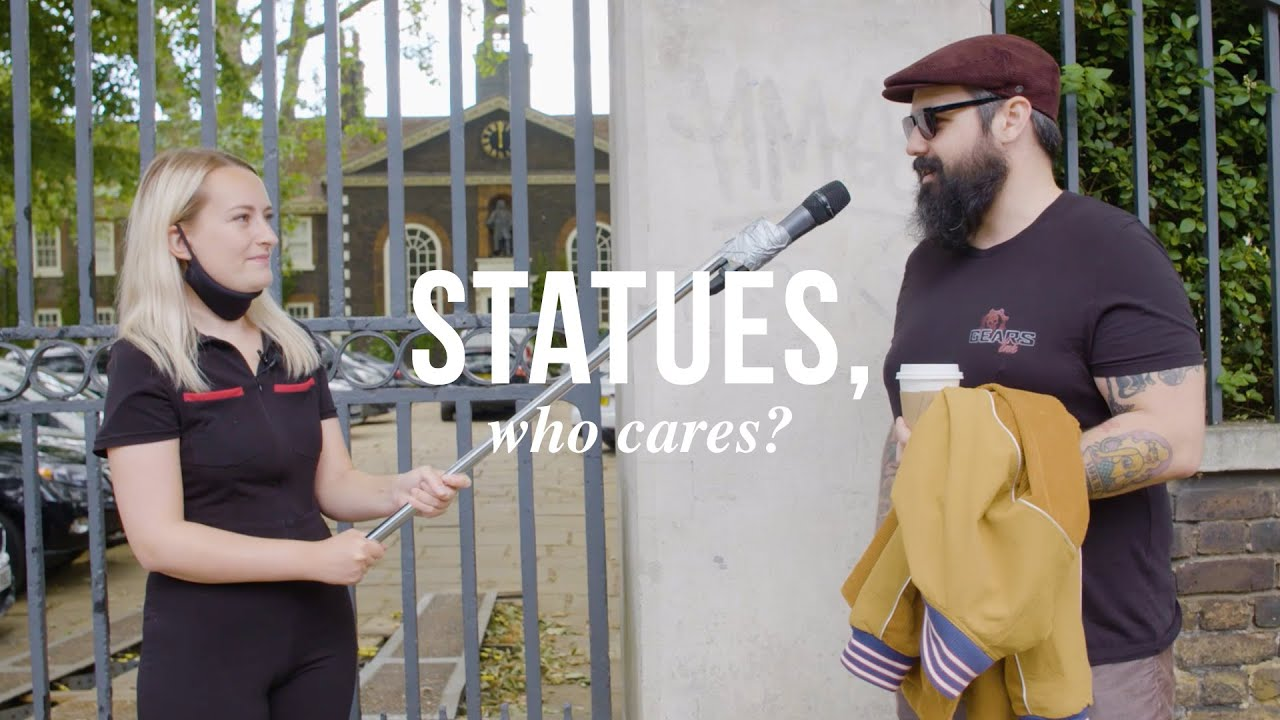 Statues - Who Cares? A short investigation.
