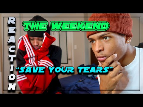 The Weeknd - Save Your Tears (Official Music Video) REACTION