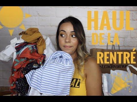 Stun Haul de la rentrée - مشترياتي الأخيرة // Beauty's ines