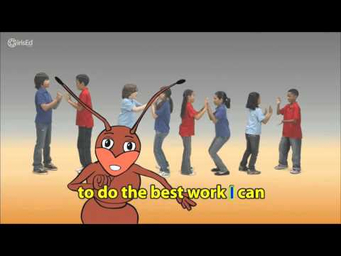 Do The Best You Can song: Social skills for school success K-3