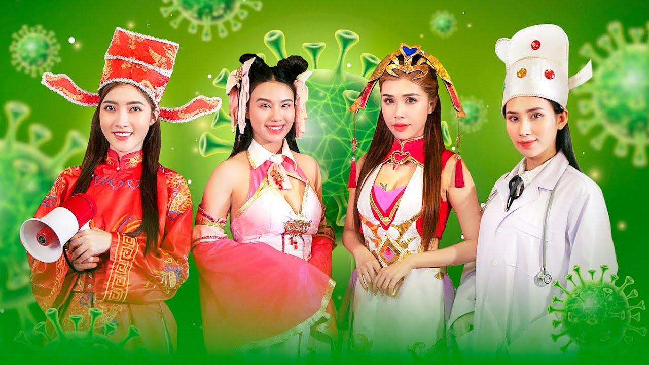 Nữ Thần Đại Chiến | Phim Hài Ghiền Mì Gõ