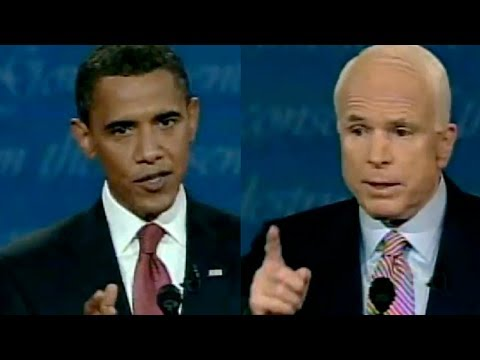 Russia & Ukraine Discussed In 2008 Obama/McCain Debate