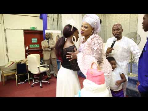 PROPHETESS MARY OLUBORI'S BIRTHDAY CONTINUES WITH RENDITION FROM DAUGHTER