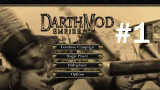 Let's Play Empire Total War Darthmod Russian Campaign #1 Getting Started