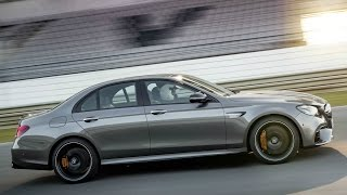 2017 Mercedes E 63 S AMG 4MATIC+ 612 HP - Drive and Design