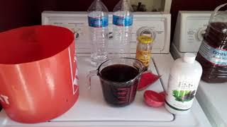 EM1 Bokashi recipe &  Expanded EM1 recipe