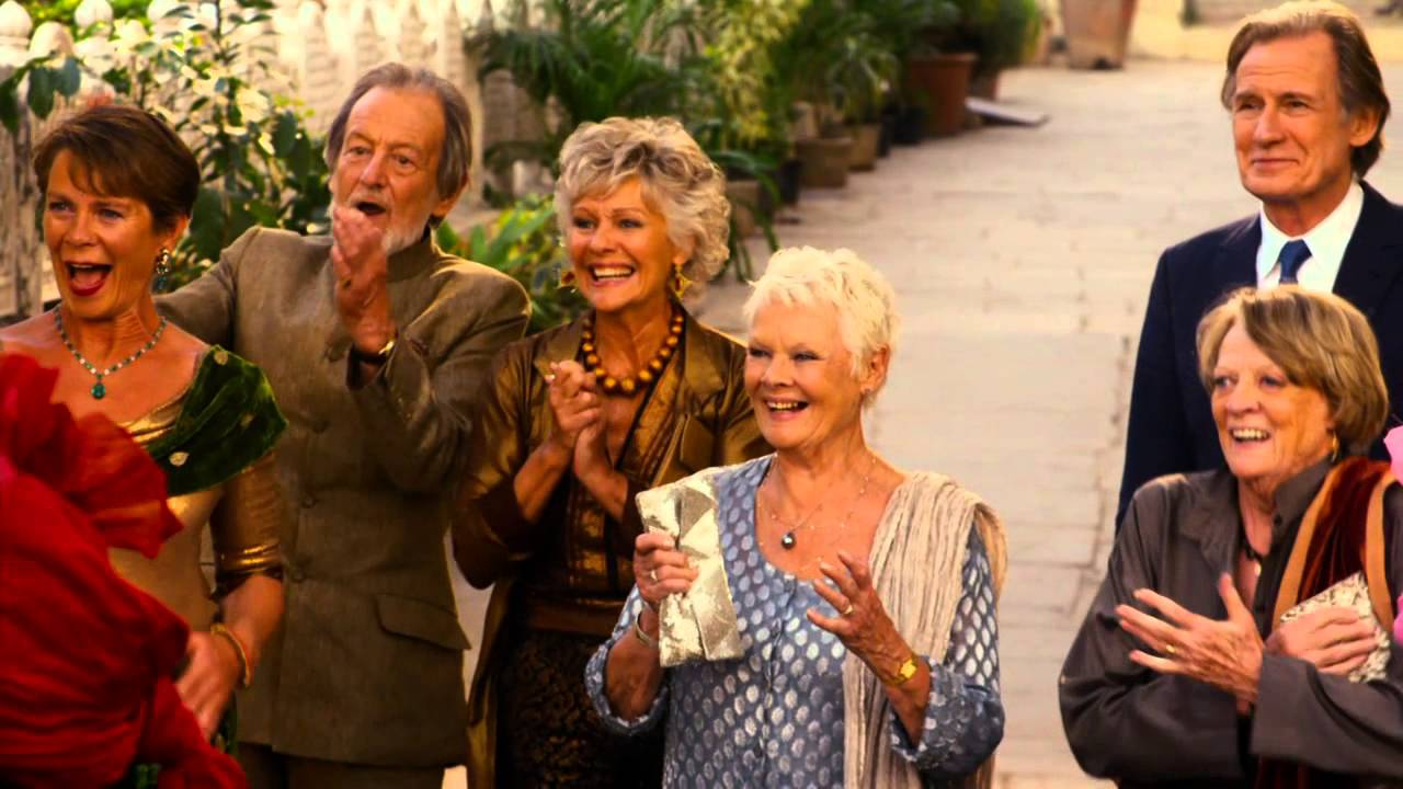 The Second Best Exotic Marigold Hotel Wedding Hbo You