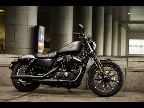 Harley Davidson  Iron Girl Bike