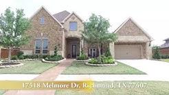 17518 Melmore Dr, Richmond, TX 77407